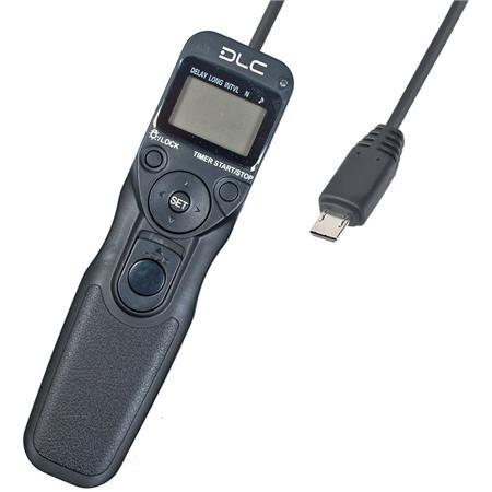 DLC Intervalometer for Sony E-Mount Cameras