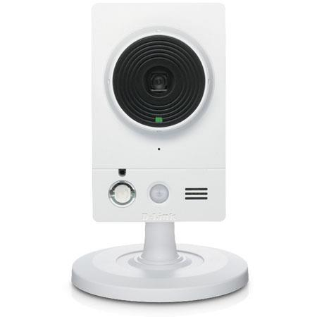 D-Link Full HD PoE Cube Network: Picture 1 regular