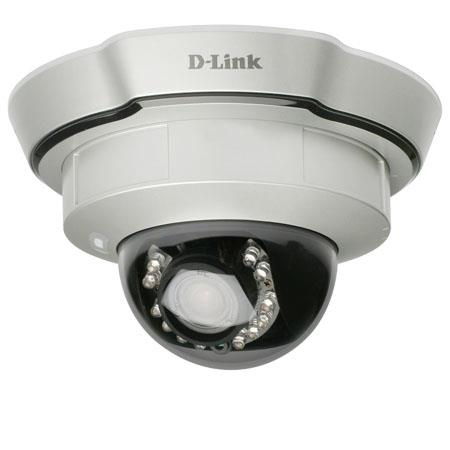 D-Link DCS-6111 Fixed Network Day/Night Dome Camer DCS-6111 - Adorama