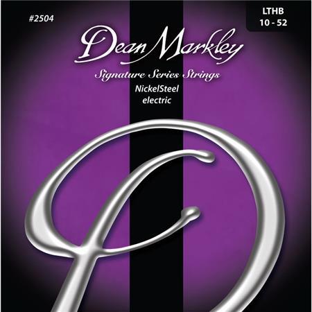 Dean Markley Signature Series NickelSteel Electric Guitar Strings Light Top Heavy Bottom 10 60 Gauge 7 String Set