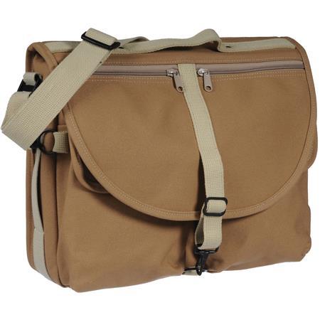 7a546b3970 Domke F-802 Reporter s Canvas Satchel Camera Bag