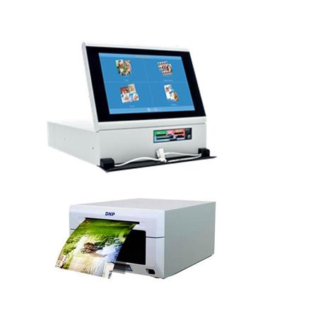 Dnp Ds Tmini 101 Kiosk Order Terminal Bundle With Dnp Ds620a