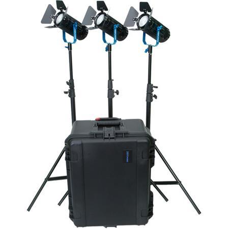 Dracast DRWFFL1500D Plus Daylight LED1500 Fresnel with Wi ...