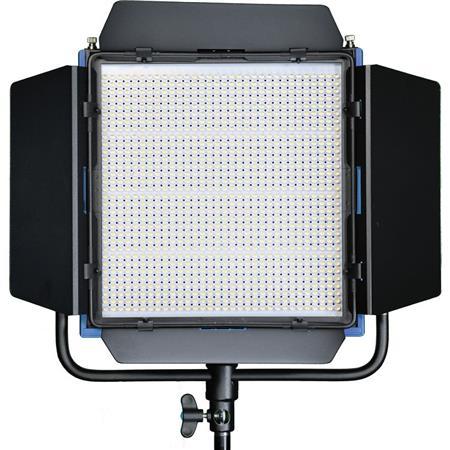 dracast panel series led1000 plus bi color led light drpl led1000 bv g. Black Bedroom Furniture Sets. Home Design Ideas