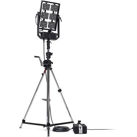 Digital Sputnik DS6 LED Frame Wired DMX/RDM System, US