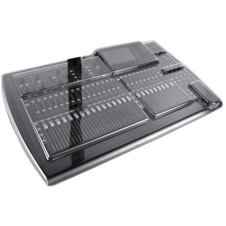 decksaver pro cover for behringer x32 digital mixer dsp pc x32. Black Bedroom Furniture Sets. Home Design Ideas