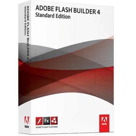Adobe FLASH BUILDER STANDARD: Picture 1 regular