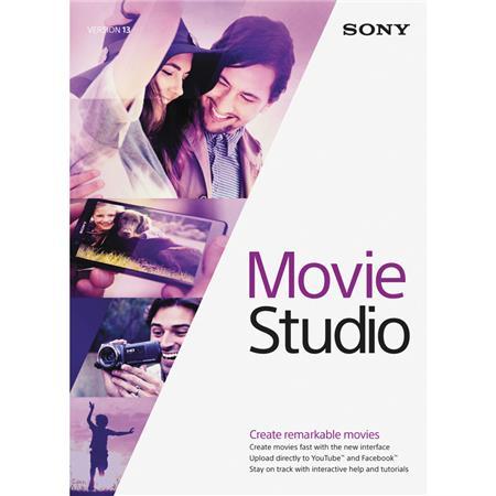 Sony Creative Software Inc movie studio 13: Picture 1 regular