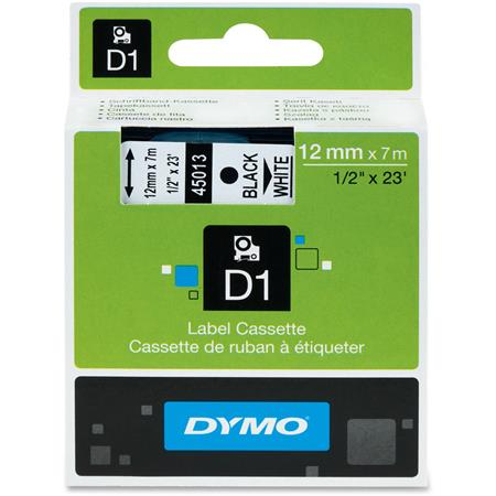 Dymo Black Print/White Tape: Picture 1 regular