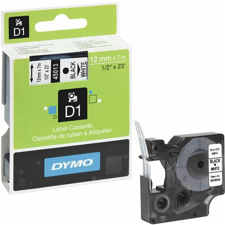 Dymo DYMO White Tape/: Picture 1 regular
