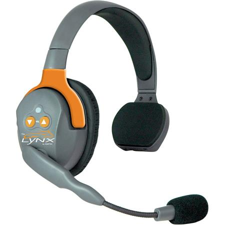 Eartec Lynx Lx25c Midweight Bluetooth Headset With Ambient Mic Single Ear Lx25c