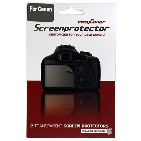 Clear easyCover SPC1200D Screen Protector for Canon 1200D