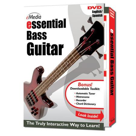 eMedia Essential Bass Guitar DVD: Picture 1 regular