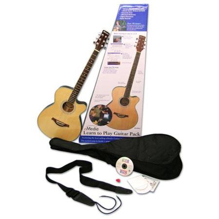eMedia Learn to Play Guitar Pack: Picture 1 regular