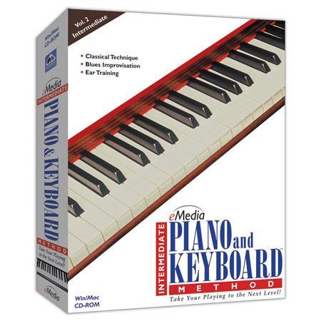 eMedia Intermediate Piano: Picture 1 regular