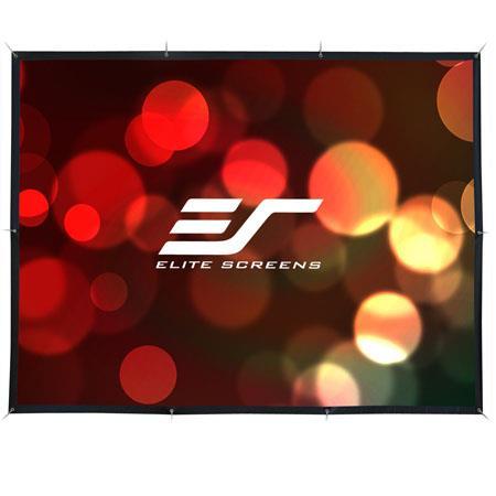 Elite Screens DIY Projection Screen: Picture 1 regular
