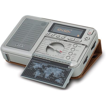 08e5b47aba7 Eton Grundig Executive Traveler AM/FM/LW/Shortwave Radio with ATS ...