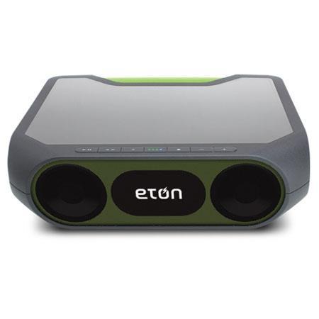 Eton Rugged Rukus Solar Ed Portable Bluetooth Sound System