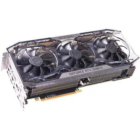 EVGA GeForce RTX 2080 Ti FTW3 ULTRA GAMING Graphics Card, 11GB GDDR6, iCX2  & RGB LED