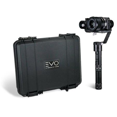 EVO Rage-S 3-Axis Handheld Gimbal for Compact Mirrorless Cameras