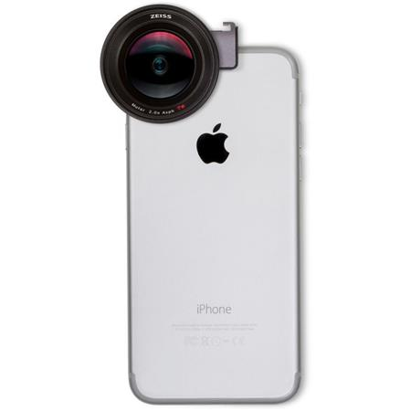 wholesale dealer 4c3e1 151d0 ExoLens PRO with Optics by ZEISS Telephoto Kit for iPhone 6/6 Plus/6S/6S  Plus/7