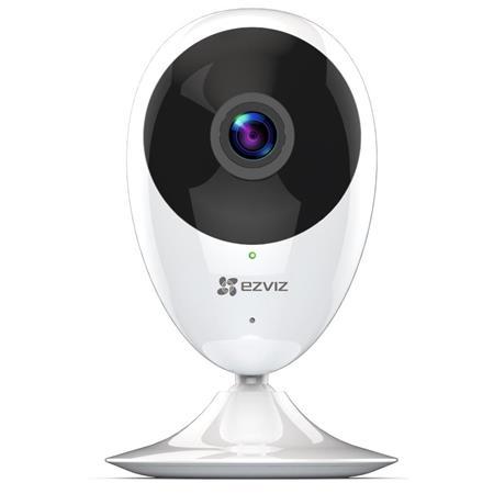 EZVIZ CS-CV206 2MP 1080p 180 Degree Panoramic Indoor Wi-Fi Cloud Camera  with Two-Way Audio