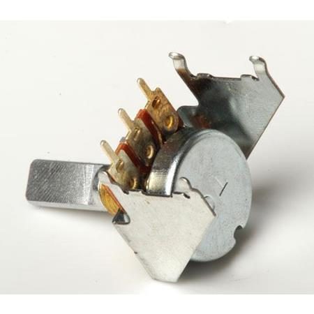 Fender 50K B Taper Snap-In Style D Shaft Potentiometer for Amplifiers