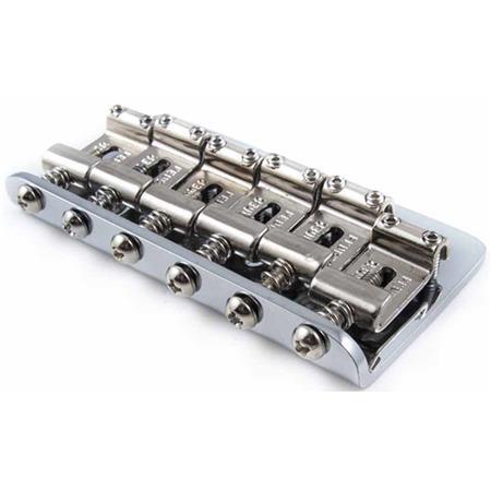 Fender Bridge Assembly For Guitars Nickel 0037592000