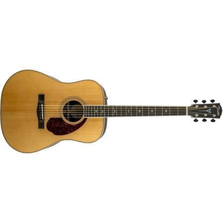 FenderPM-1 Paramount Deluxe Dreadnought Acoustic Guitar w/Solid Top/Back/Sides - $499.99 FS @ Adoram online deal