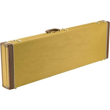 77305626f0 Fender Classic Series Wood Case for Precision Bass/Jazz Bass Guitars ...
