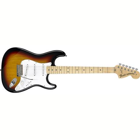 U-Shape Fender Mexico Classic Series 70s Maple Fingerboard Strat Guitar Neck