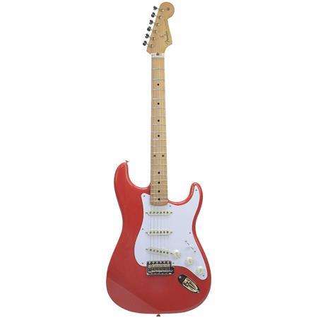 b3dfa1627c Fender Ltd Classic Series '50s Stratocaster Fiesta Red With Gold ...