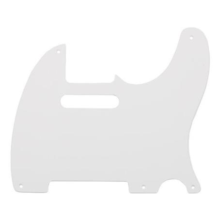 Fender Pure Vintage 1 Ply 5258 Telecaster Pickguard 5 Hole Mount