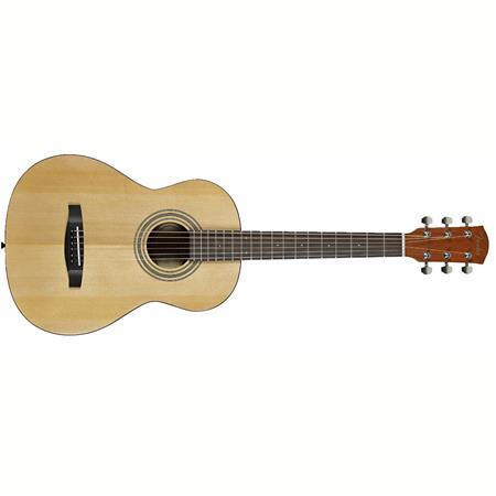 fender ma 1 3 4 steel acoustic guitar rosewood fingerboard natural 0963001021. Black Bedroom Furniture Sets. Home Design Ideas