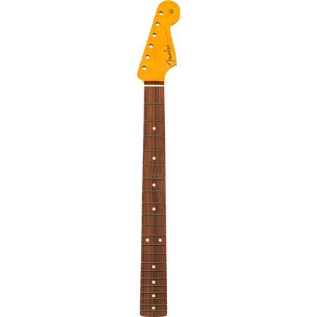 Fender Stratocaster Neck >> Fender C Shape Neck For Classic Series 60 S Stratocaster Guitar 21 Vintage Style Frets 7 25 Radius Pau Ferro Fingerboard Gloss Nitrocellulose