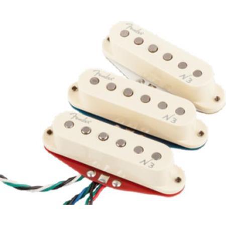 fender n3 noiseless stratocaster pickup, set of 3 fender jaguar wiring-diagram fender n3 wiring diagram #7