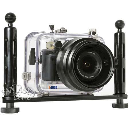 Fantasea F400D Underwater Camera Housing, for Canon Rebel