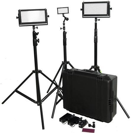 FloLight LED Video Lighting Kit: Picture 1 regular