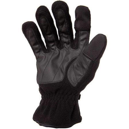 7d161377267 Freehands Ladies Unlined Fleece Gloves, Small, Black 11111LS