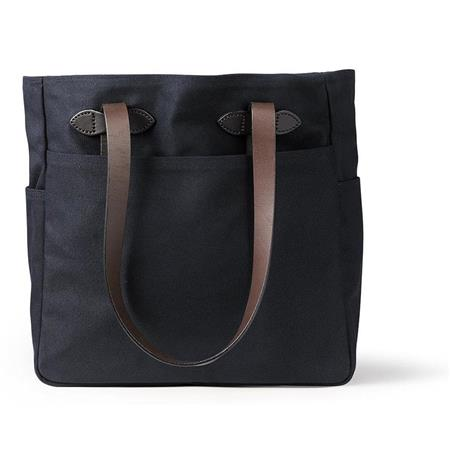 6b0f05610dc Filson Rugged Twill Tote Bag without Zipper, One Size, Navy
