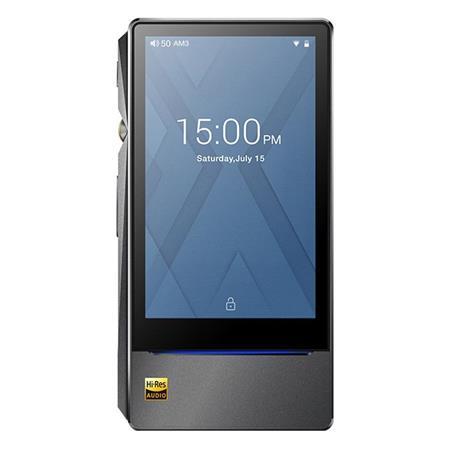FiiO X7 Mark II Android-Based Smart Hi-Res Lossless Music Player 64GB,  Titanium