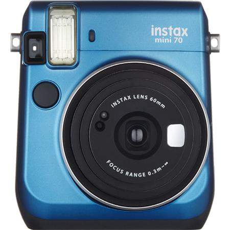 Fujifilm instax mini 70 instant film camera island blue for Housse instax mini 70