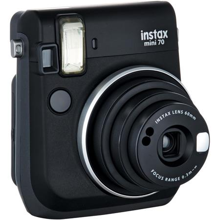 Fujifilm instax mini 70 instant film camera midnight for Housse instax mini 70