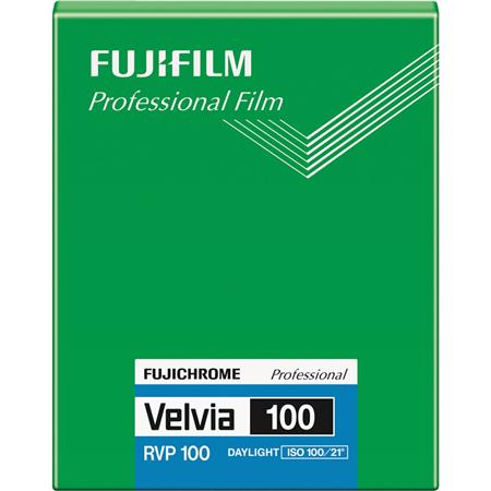 Velvia 100 4x5 Velvia Rvp 100 Color Slide