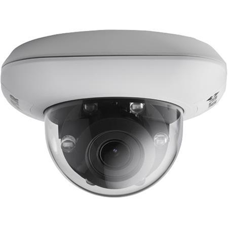 181e56ce0e5 FLIR Quasar Gen II CM-6208 Indoor Outdoor Day and Night 4K UHD Mini-Dome IP  Camera with 3.5-8mm F1.4 Varifocal Lens