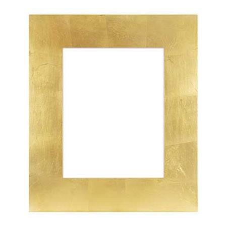 Framatic Aria Wood Frame For 11x14 Photograph 3625 Profile Gold
