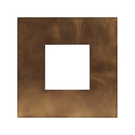 Framatic Aria Wood Frame For 5x5 Photograph 3 Profile Bronze