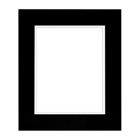 Framatic Metro O1111bx20 Seamless Mdf Frame For 8x8in