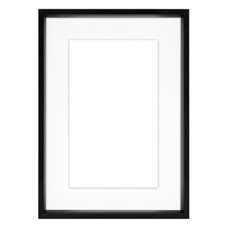 Framatic Cirrusaluminum Shadow Box Frame For A 8 X 10 Photograph