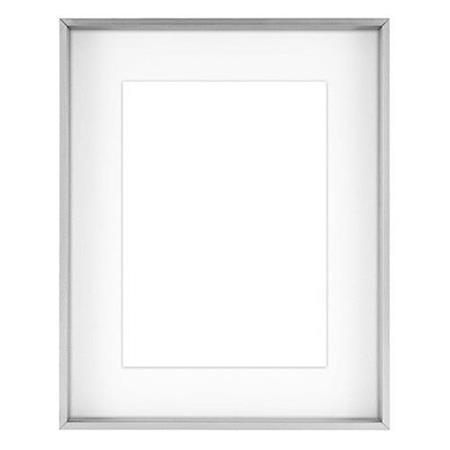 CirrusAluminum Shadow Box Frame, For a 14 X 20\